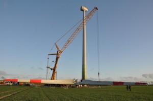 Beteiligen Sie sich in Windkraftfonds