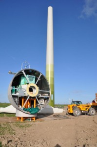 Wann kann Windstrom gespeichert werden?