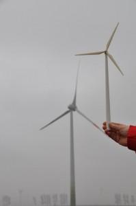 Investieren in Kleinwindenergieanlagen investieren