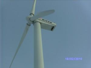 Windkraft Kleinanlagen werden höhere Nennleistungen erhalten und günstigen Strom zum Eigenverbrauch liefern.